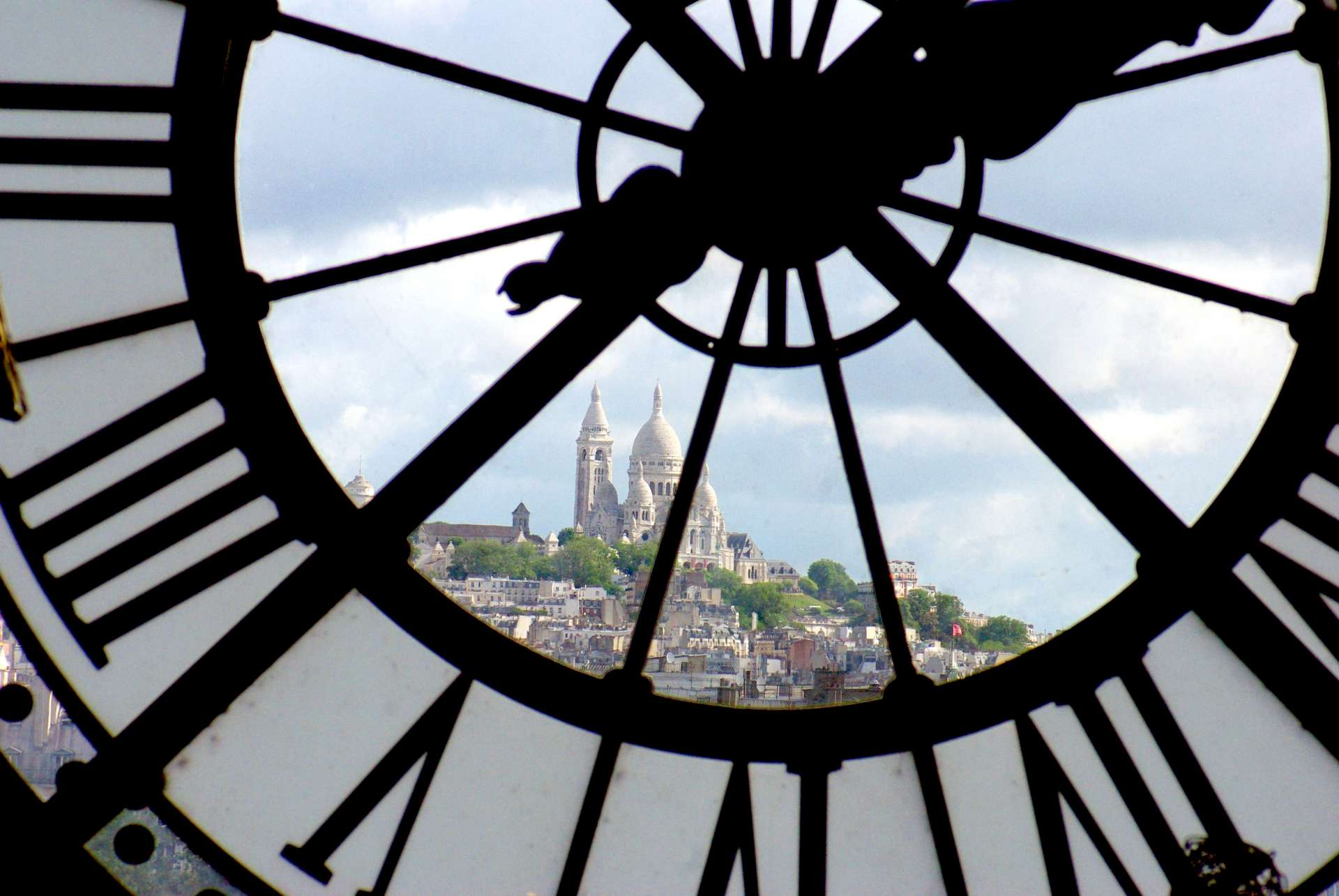 Clock Musee Orsay Paris copyright French Moments