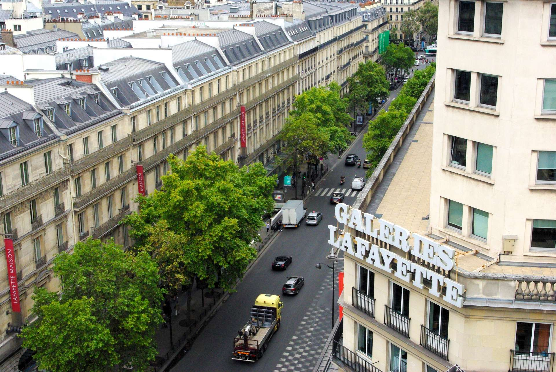Haussmann's Paris