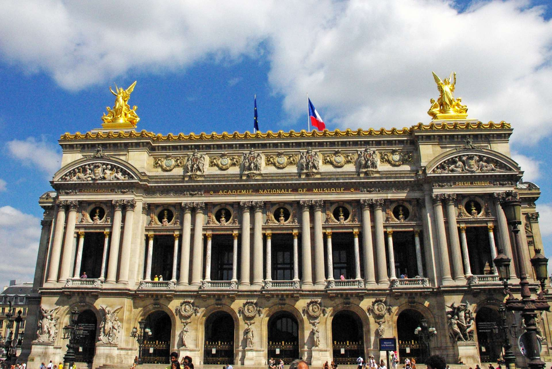 Palais Garnier in Paris 37 copyright French Moments