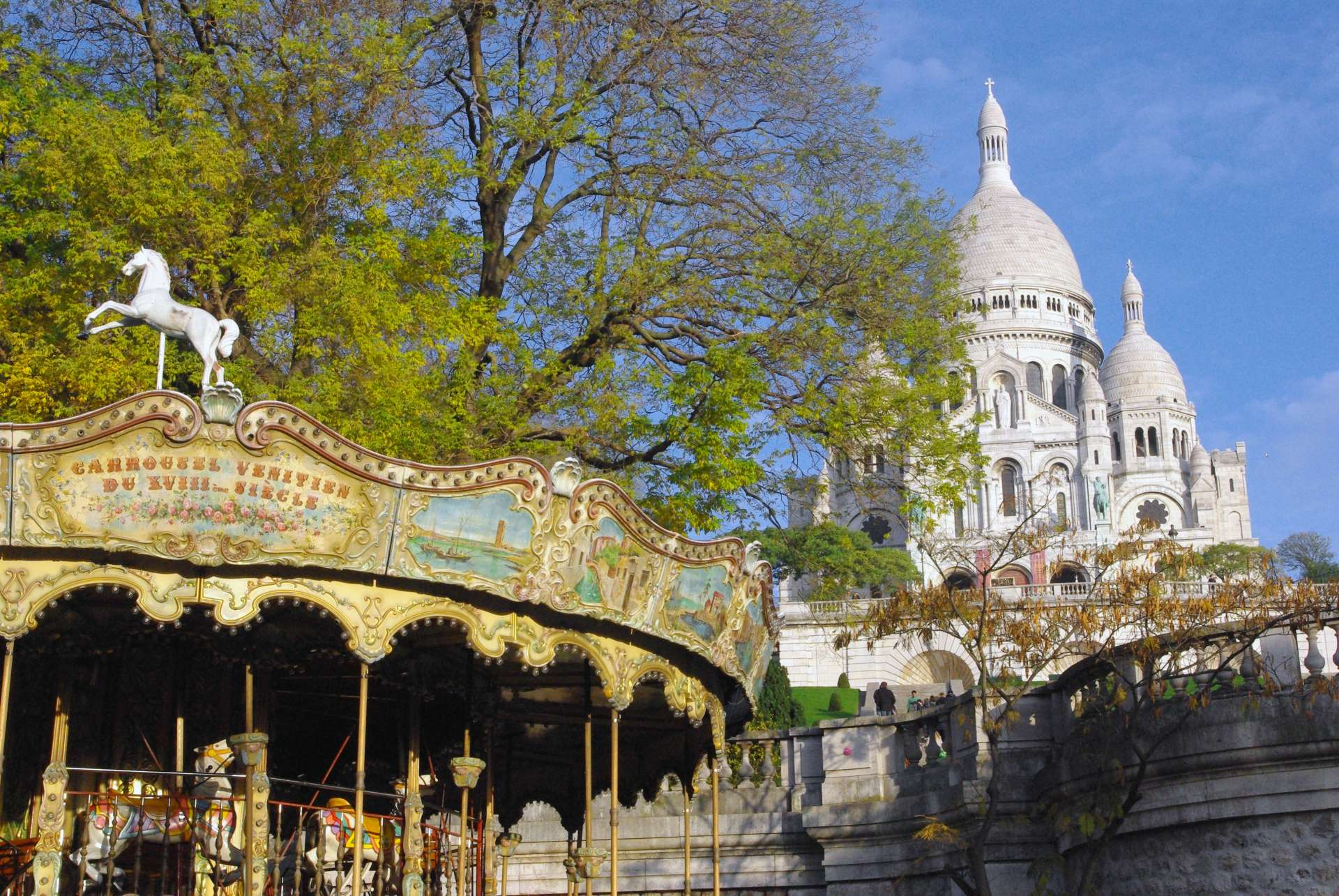 Hill of Montmartre